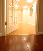 Basement flooring - Lowell and Greater Boston