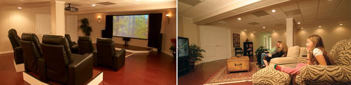 basement finishing in ma including lynn cambridge boston